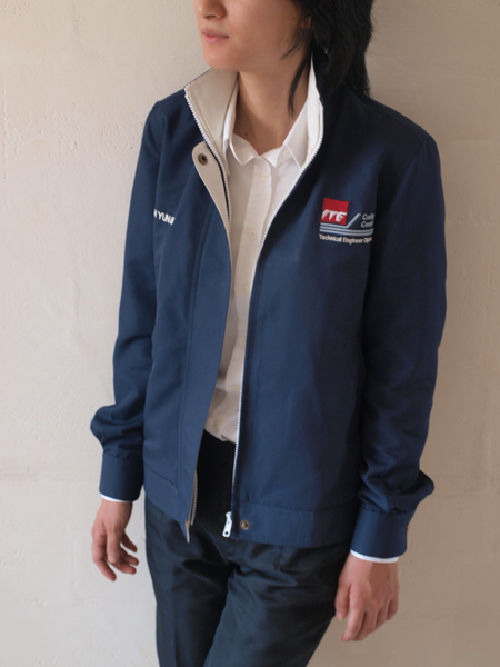 GK uniforms women's jacket