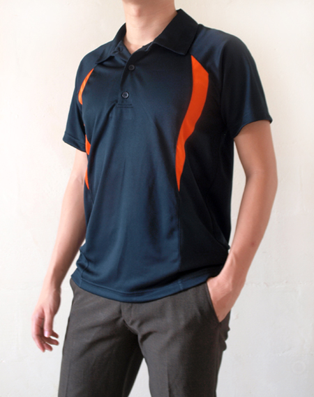 GK uniforms men's polo T-shirt