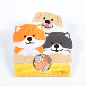 Shibanban brothers sticker pack