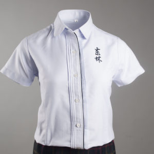 Tanglin Seconday School Girl blouse - Front
