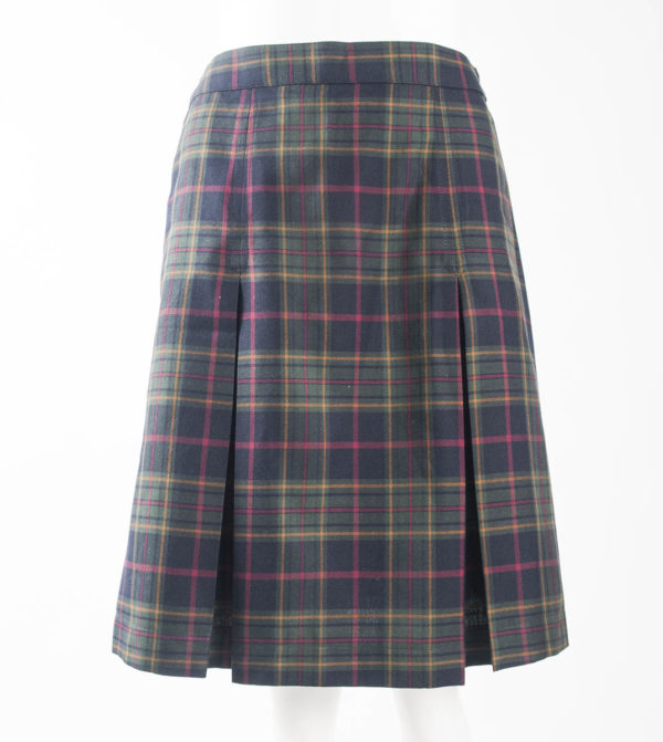 Tanglin Secondary School Skirt Front view