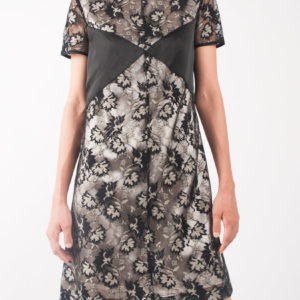 Maddison lace dress front 2