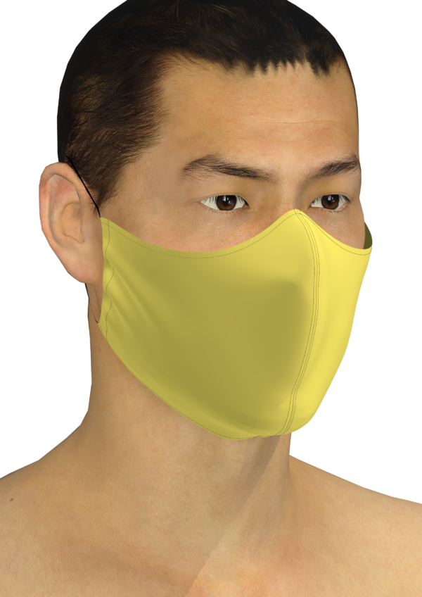 Mask Yellow