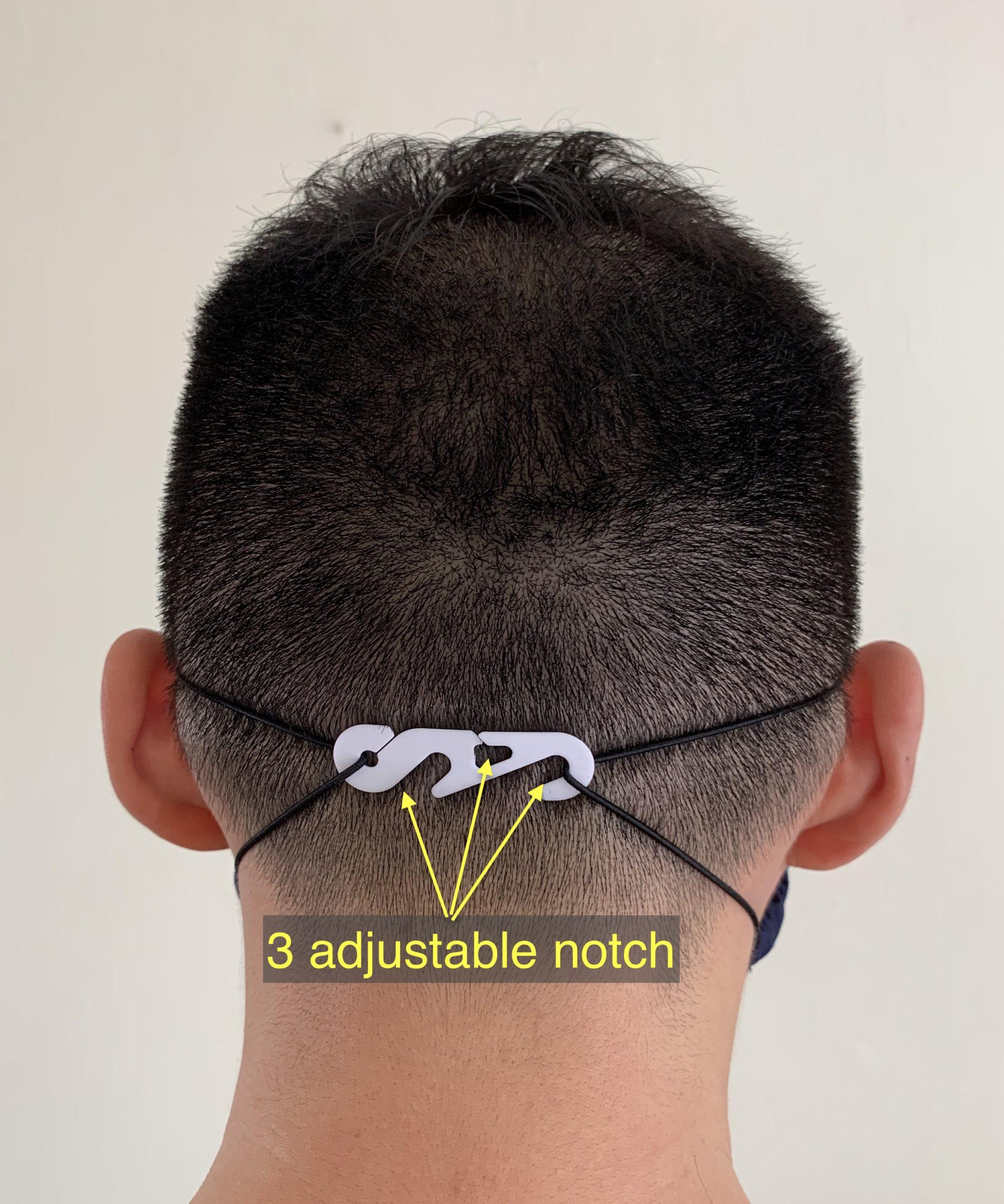 Long clip explaining adjustable notch